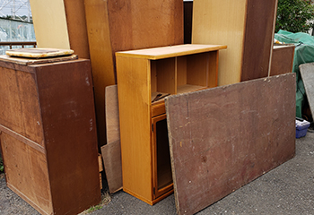 家具の輸送