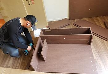家具組み立てサービス